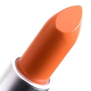 MAC Amplified Creme Lipstick Shade Nifty Neon